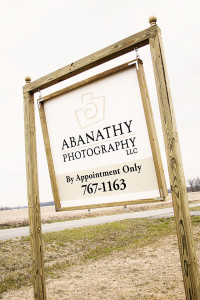 Abanathy Photography, LLC Business Cards