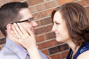 Engagement Portraits by Abanathy Photography, LLC