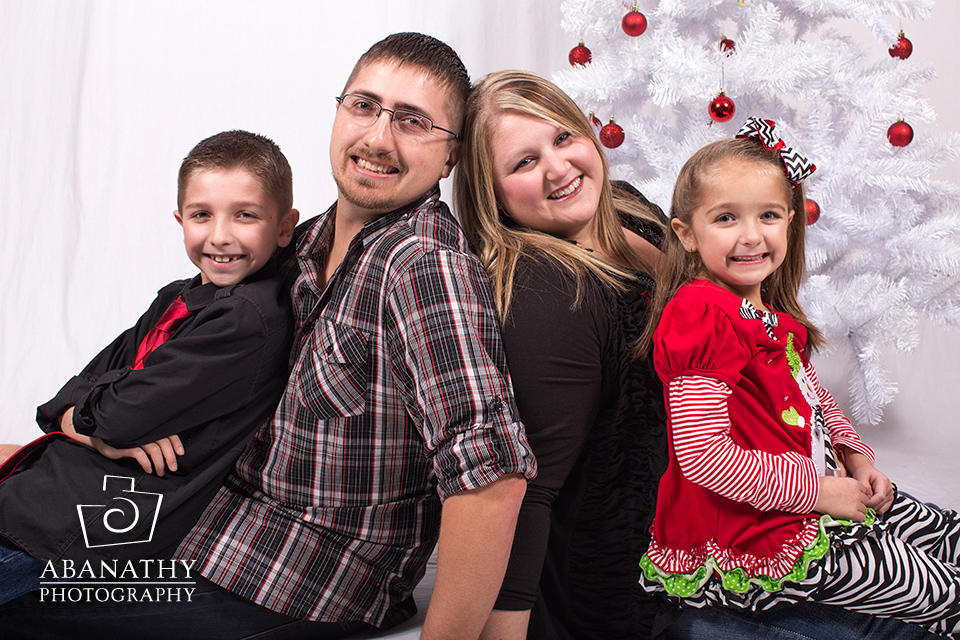 Christmas Family Portraits.What To Wear What To Wear Well That Part Is Simple