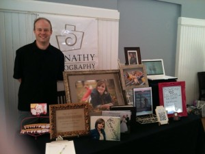 Set up at the 2015 CASA by the Lakes Murray Mom Expo on Saturday!